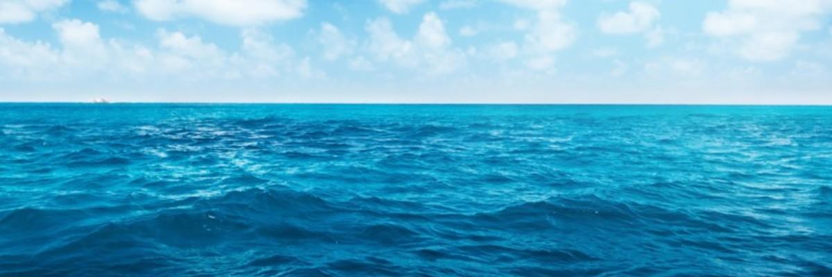 Extra wide ocean