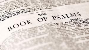 Wide bookofpsalms